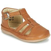 Cipők Gyerek Balerina cipők  Little Mary LAIBA Barna