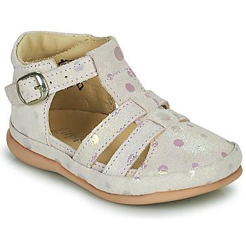 Cipők Gyerek Balerina cipők  Little Mary LAIBA Rózsaszín