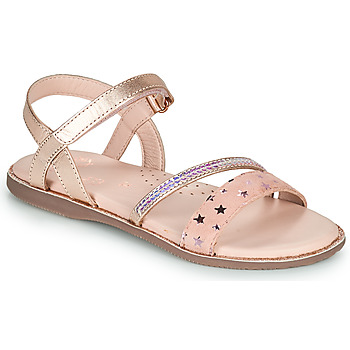 Cipők Lány Szandálok / Saruk Little Mary DOLERON Rózsaszín