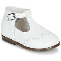 Cipők Gyerek Szandálok / Saruk Little Mary FRANCOIS Fehér