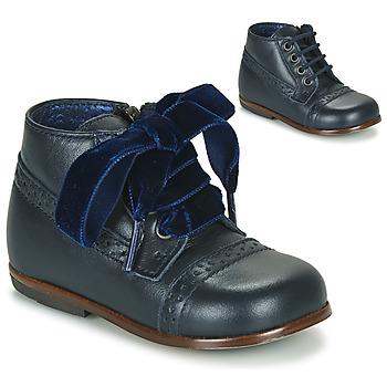 Cipők Lány Csizmák Little Mary FAVORITE Tengerész