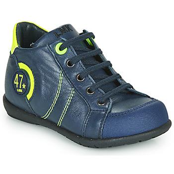 Cipők Fiú Csizmák Little Mary FELIX Kék