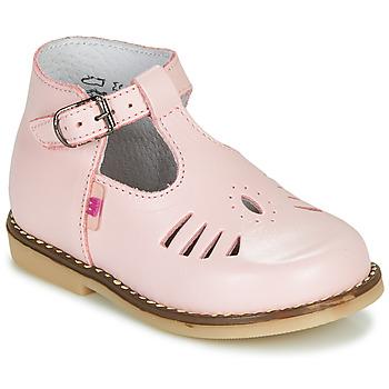 Cipők Gyerek Szandálok / Saruk Little Mary SURPRISE Rózsaszín