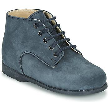 Cipők Fiú Csizmák Little Mary MILOT Kék