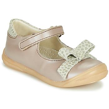 Cipők Lány Balerina cipők  Little Mary LUDMILA Tópszínű