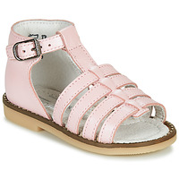 Cipők Lány Szandálok / Saruk Little Mary HOLIDAY Rózsaszín