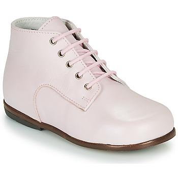 Cipők Lány Csizmák Little Mary MILOTO Rózsaszín