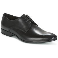 Cipők Férfi Oxford cipők Carlington MOMENTA Fekete