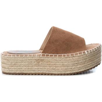 Cipők Női Papucsok Xti 49133 CAMEL Marrón