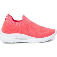 Cipők Női Belebújós cipők Xti 49823 CORAL Naranja