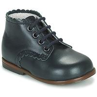 Cipők Lány Magas szárú edzőcipők Little Mary VIVALDI Kék