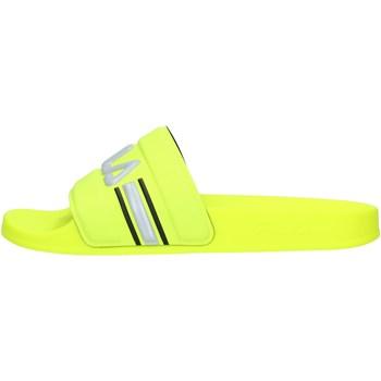 Cipők Női strandpapucsok Fila 1010903 Yellow