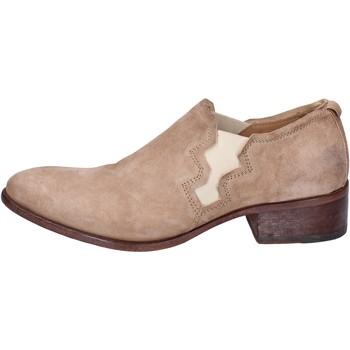 Cipők Női Bokacipők Moma BK166 Bézs