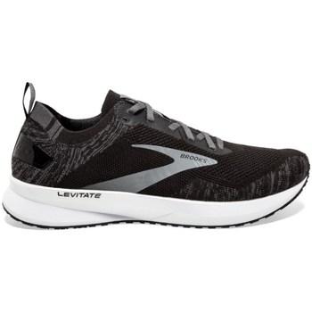 Cipők Férfi Futócipők Brooks Levitate 4 M Fekete