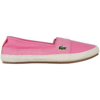 Cipők Női Belebújós cipők Lacoste Marice 218 1 Caw Różowe