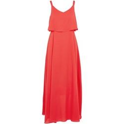 Ruhák Női Hosszú ruhák Molly Bracken T1202P20 Narancssárga