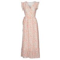 Ruhák Női Hosszú ruhák Betty London OULANE Rózsaszín