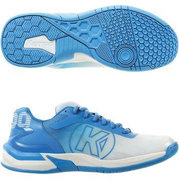 Cipők Női Multisport Kempa Chaussures femme  Attack 2.0 blanc/bleu