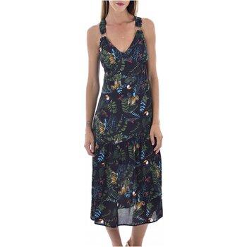 Ruhák Női Hosszú ruhák See U Soon 20121060B Fekete