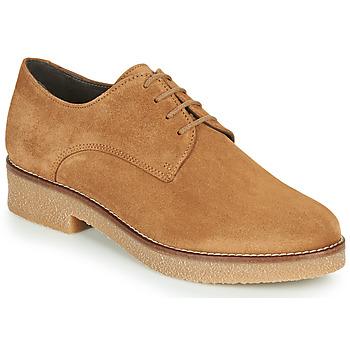 Cipők Női Oxford cipők André NANEL Teve
