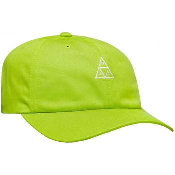 Textil kiegészítők Férfi Baseball sapkák Huf Cap essentials tt logo cv 6 panel bio Zöld