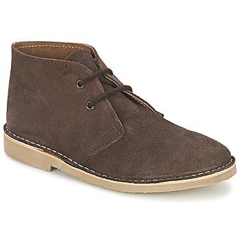 Shoes Férfi Csizmák Casual Attitude IXIFU Barna