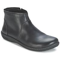 Cipők Női Csizmák Birkenstock BENNINGTON Fekete