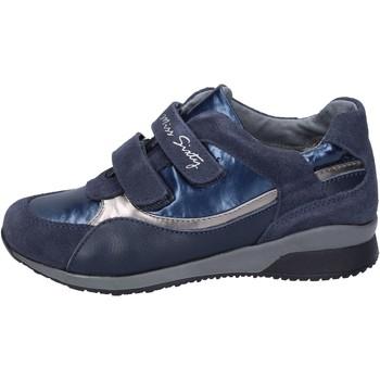 Cipők Lány Divat edzőcipők Miss Sixty BK181 Kék