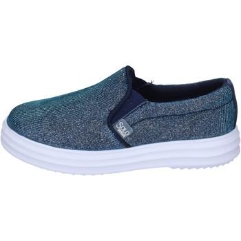 Cipők Lány Belebújós cipők Solo Soprani BK194 Kék
