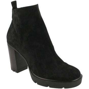 Cipők Női Bokacsizmák Janet Sport  Negro