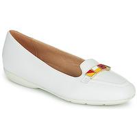 Cipők Női Balerina cipők  Geox D ANNYTAH Fehér