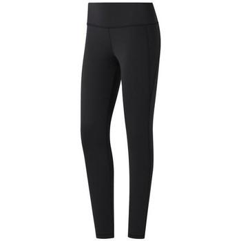 Ruhák Női Legging-ek Reebok Sport Lux 20 Fekete