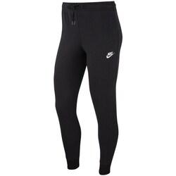 Ruhák Női Futónadrágok / Melegítők Nike Essential Fekete