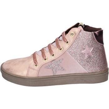 Cipők Lány Divat edzőcipők Asso BK216 Rózsaszín