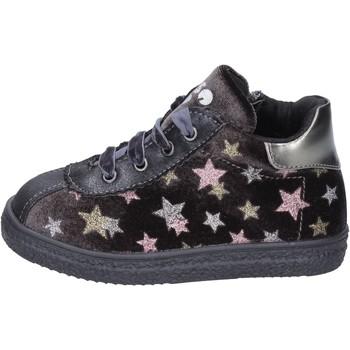 Cipők Lány Divat edzőcipők Asso BK219 Szürke