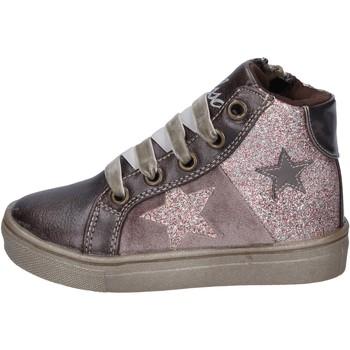 Cipők Lány Divat edzőcipők Asso BK224 Barna