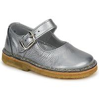 Shoes Lány Balerina cipők / babák Pinocchio LIANIGHT Ezüst