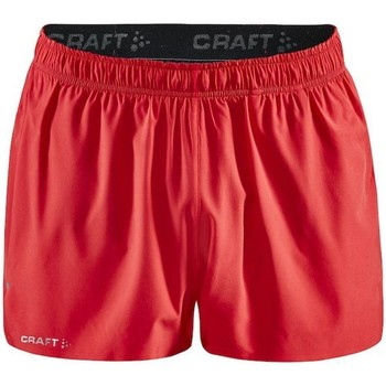 Ruhák Férfi Rövidnadrágok Craft Adv Essence 2 Stretch Shorts M Czerwone