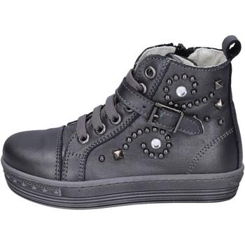 Cipők Lány Magas szárú edzőcipők Eb BK244 Szürke