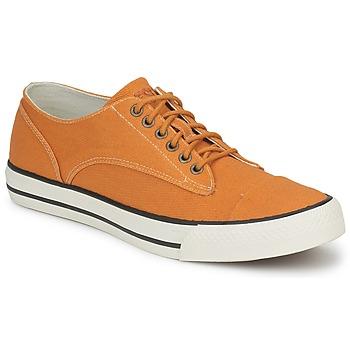 Shoes Női Rövid szárú edzőcipők Diesel MARCY W Narancssárga