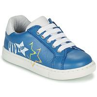 Cipők Fiú Rövid szárú edzőcipők GBB KARAKO Kék