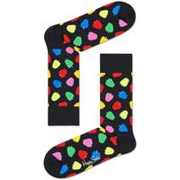 Kiegészítők Férfi Zoknik Happy Socks Apple sock Sokszínű