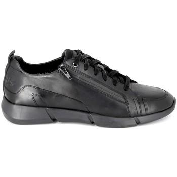 Cipők Divat edzőcipők TBS Freeman Noir Fekete