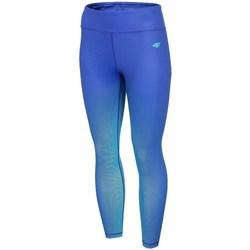 Ruhák Női Legging-ek 4F SPDF008 Kék