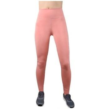 Ruhák Női Legging-ek Nike Swoosh Rózsaszín