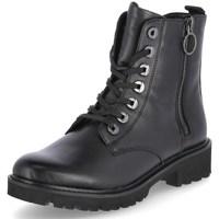 Cipők Női Csizmák Remonte Dorndorf D867101 Fekete