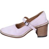 Cipők Női Félcipők Moma BK303 Ibolya