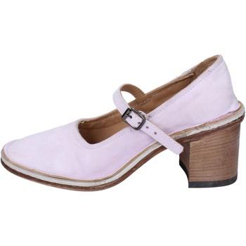 Cipők Női Félcipők Moma BK303 Lila