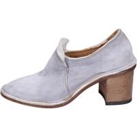 Cipők Női Félcipők Moma BK305 Szürke