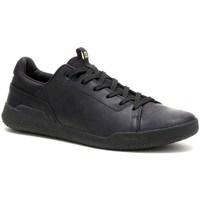 Cipők Férfi Rövid szárú edzőcipők Caterpillar Hex Base Fekete